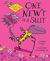 One Newt in a Suit