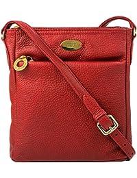 Hidesign Women's Handbag (Red)