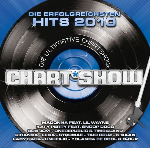 Die ultimative Chart-Show - Hits 2010