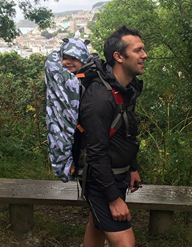 Bundlebean babywearing: all-weather impermeable Sling y...