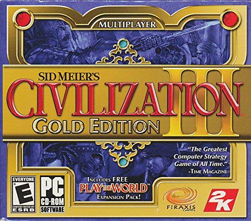 Civilization 3 Gold PC