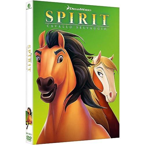 Spirit-Cavallo Selvaggio (New Linelook)