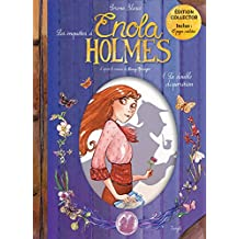 Les enquêtes d'Enola Holmes, Tome 1 : Collector