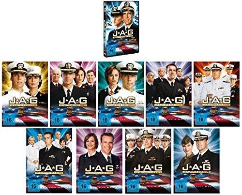 Im Auftrag der Ehre - Seasons 1-10 (54 DVDs)