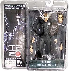 Action Figur Terminator T-1000 17cm Steel Mill [import allemand]