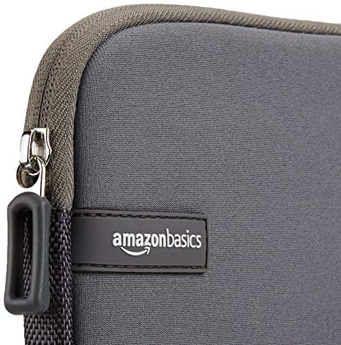 AmazonBasics 13.3-inch Laptop Sleeve (Gray) Image 7