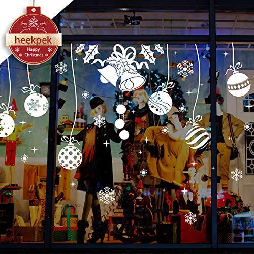 Heekpek Pared Navidad Etiqueta Feliz Navidad Creativa
