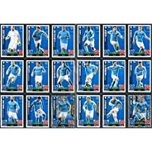 Topps Champions League Match Attax 15/16 Malmo Team Base Set 2015/2016 Including Star Player & Duo Trading Cards