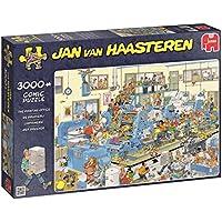 Jumbo - Puzzle The Printing House, 3000 piezas (619038)