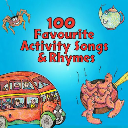 100 Favourite Activity Songs &...