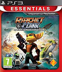 Ratchet & Clank : Opération Destruction - collection essentials