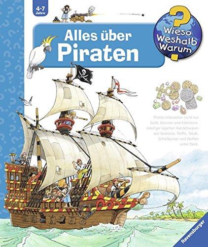 Preisvergleich Produktbild Alles über Piraten