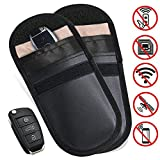 Best Ford Remote Car Starters - Car Key Signal Blocker Case,Keyless Entry Fob Guard Review