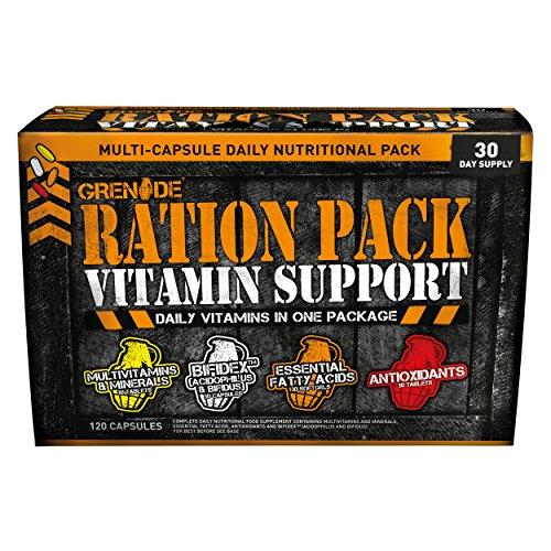 Vitamin Pack (Grenade Ration Pack 120 Kapseln)