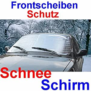schneeschutz auto frontscheibe schneeschirm windschutzscheiben abdeckung winter sommer alu. Black Bedroom Furniture Sets. Home Design Ideas