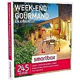 SMARTBOX - Coffret Cadeau - WEEK-END GOURMAND EN AMOUREUX - 200 séjours : maisons d'hôtes, hôtels de charme, châteaux ou manoirs