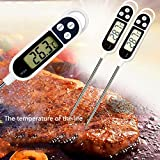 amiciKart® TP300 Convenient Digital Food Thermometer with LCD Display range -50ºc to +300ºc