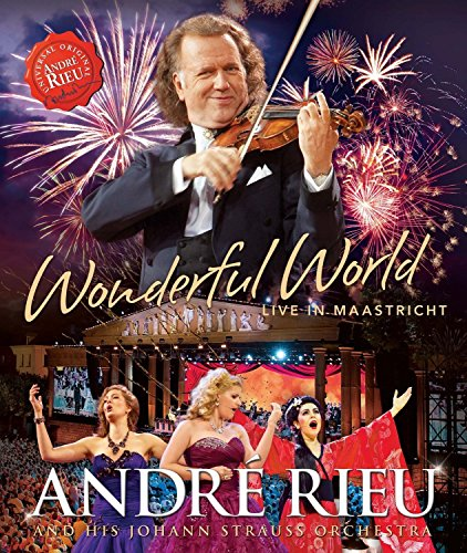 Wonderful World - Live in Maastrich [Blu-ray] -