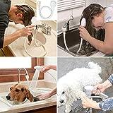 lzndeal Neueste Multifunktionale Duschkopf Spray Drains Sieb Bad Schlauch Waschbecken Waschen Pet Haar Hund Dusche Spray Pet Duschen Baden Handheld Duschkopf