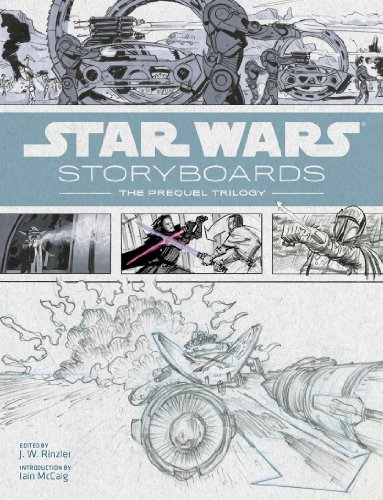Star Wars story-board : La prélogie par Collectif