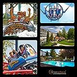 Viaggio Luce Del Buono 4giorni im Park Hotel Residence in Bad Wörishofen & 2biglietti per den Allgäu Skyline Park - Reiseschein - amazon.it