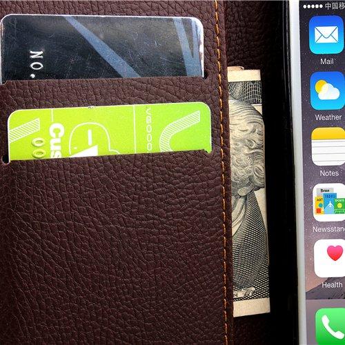 iPhone 6 Plus/6S Plus Hülle, E-Lush Beliebte TPU Silikon Rand Acryl Rückseite Abdeckung Handyhülle Clear Transparent Schutzhülle Weiche Flexibel Handytasche Durchsichtig Tasche Ultra Slim Dünne Schale Schwarz