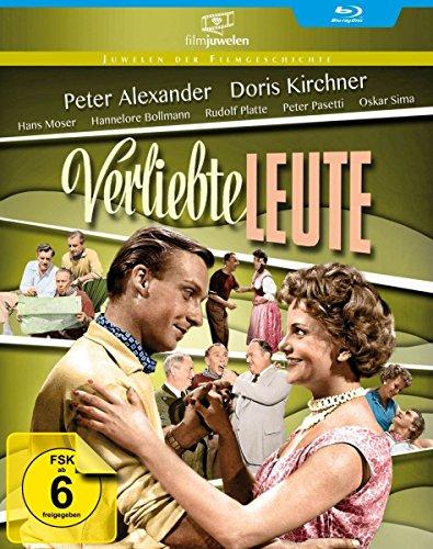 Peter Alexander: Verliebte Leute (Filmjuwelen) [Blu-ray]