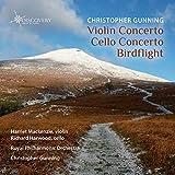Gunning: Violin Concerto/Cello