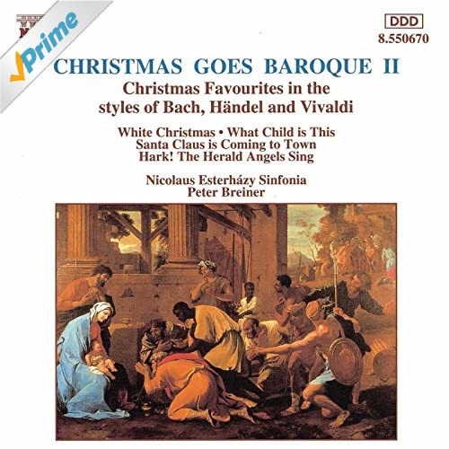 How Far is it to Bethlehem (arr. P. Breiner for orchestra)