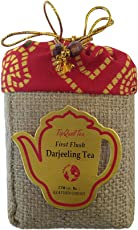 Darjeeling First Flush Tea (Jute Bag) 100gm (50 Cups)