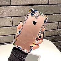 iPhone 8 Hülle,iPhone 7 Hülle,SainCat Luxus Glänzend Glitzer Bling Sparkles 3D Diamond Strass TPU Silikon Hülle... preisvergleich bei billige-tabletten.eu
