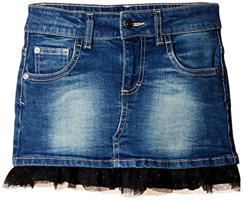 United Colors of Benetton Baby Girls' Skirt (15A4AC65005PG901_Blue_2Y)