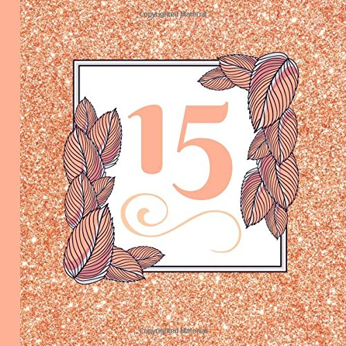 (Peach Quinceanera Guest Book: Beautiful Peach Quinceanera Guest Book, Use For a Memory Keepsake to Treasure Forever (Peach Quinceanera Supplies,Peach ... Invitations,Peach  Quinceanera Decorations))