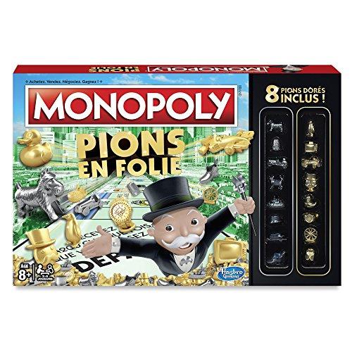 Hasbro - C00871010 - Monopoly Token Madness