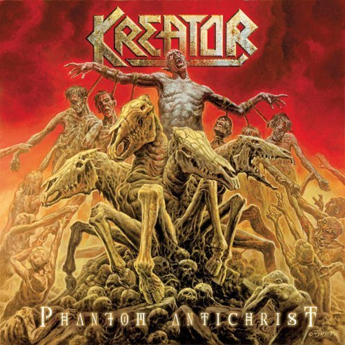 Phantom Antichrist by Kreator (2012-05-04)