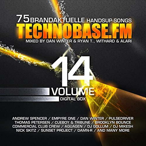 Various Artists-TechnoBase.FM Vol. 14