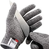 Cut Resistant Gloves - High Performance Level 5 Protection, Food Grade FREE SIZE