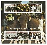 Briefmarken für Sammler–Die Beatles perforiert Stempel Tabelle mit Gruppe Bilder der Musiker/ABBEY ROAD