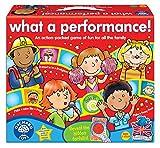 "Orchard Toys - Gioco educativo ""What a performance!"", 2-4 giocatori, 5+ anni [lingua inglese]"