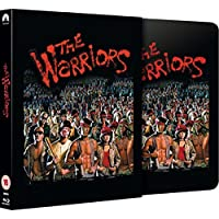 The Warriors - Uk Exclusive Limited Slipcase Edition Steelbook Limited To 2000 Copies Blu-ray