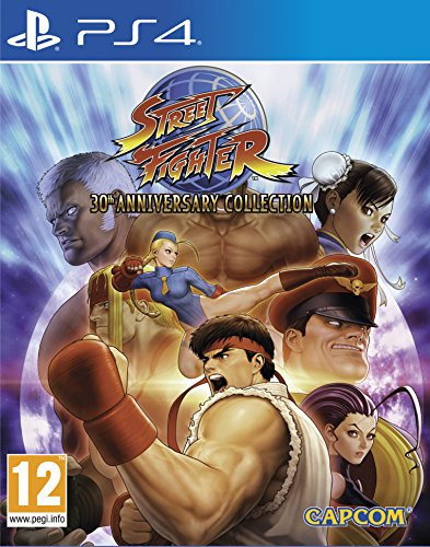 Street Fighter - 30th Anniversary (precio: 34,90€)
