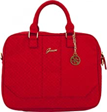 Guess Scarlett Sammlung Universal Tasche für 33 cm (13 Zoll) Laptop Rot
