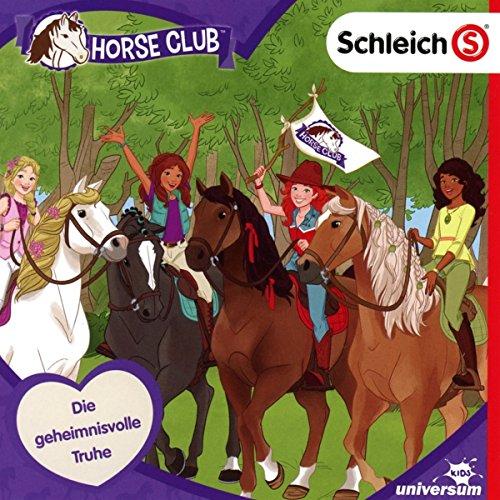 Multicolore /Schleich Gioco per Bambini Schmidt Spiele 40586/Horse Club tramite Stock e pietra/