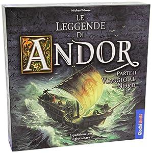 Giochi Uniti Juegos Unidos - Leyendas de Andor Juego de Mesa, Viaje a la expansión del Norte de Las Leyendas de Andor