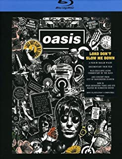 Oasis - Lord Don't Slow Me Down (Blu-ray) [Blu-ray] [2006] [2008] (B001CJJWTI) | Amazon price tracker / tracking, Amazon price history charts, Amazon price watches, Amazon price drop alerts