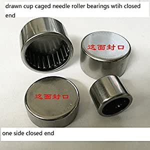 Generic BK2212 Drawn cup Needle roller bearings with closed end 35941/22 the size of 22*28*12mm