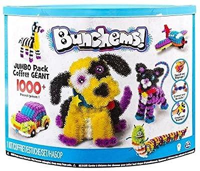 Bunchems - 6028251 - Loisirs Créatifs - Jumbo Pack