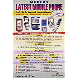 Modern Latest Mobile Phone Circuits & Fault Finding