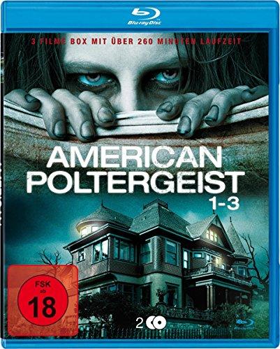 American Poltergeist 1-3 Box [Blu-ray]