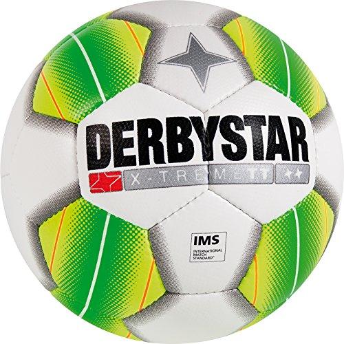 Derbystar X-Treme TT, 5, weiß neongelb neongrün, 1187500154 -